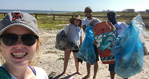 Graduate Student Organization to host Dauphin Island Coastal Cleanup, December 12-20