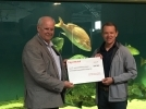 ExxonMobil supports DISL with 20th annual donation