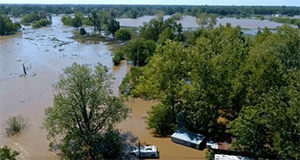 Research: Storms promote ecosystem resilience by alleviating fishing